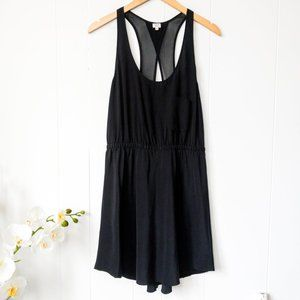 Aritzia Wilfred Victoire Silk Racerback Dress
